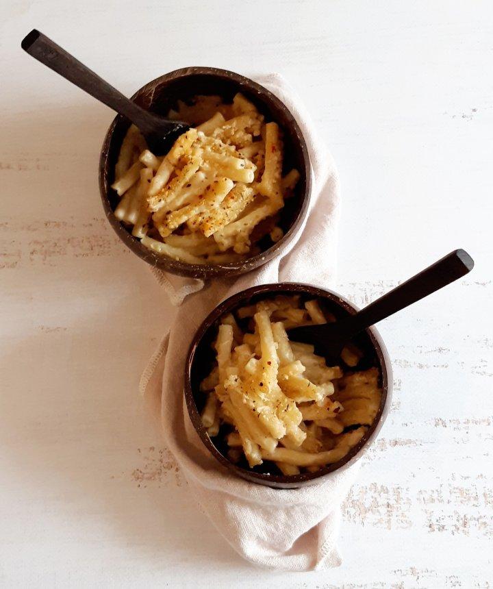 Vegan mac' andcheese